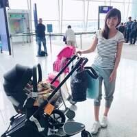 带新生儿搭长途飞机‧累惨的15小时飞英国实录