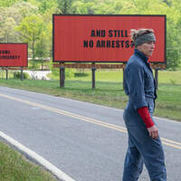 《意外》(Three Billboards Outside Ebbing, Missouri) - 放過別人,放過自己