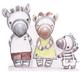 創作者 斑馬家族 的頭像