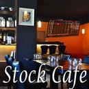 股市咖啡館 圖像