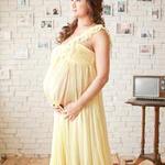 亞麗娜的孕婦寫真